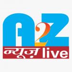a2Z News Live Website Developed By Fragron Infotech