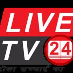Live tv24 Website Developed By Fragron Infotech