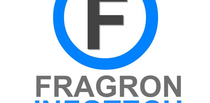 Fragron Infotech Advertisement Logo, Banners