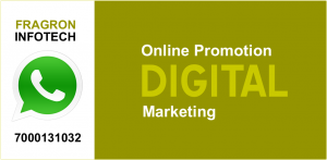 Online, Digital Marketing Services - Fragron Infotech