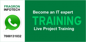 IT Training - Fragron Infotech