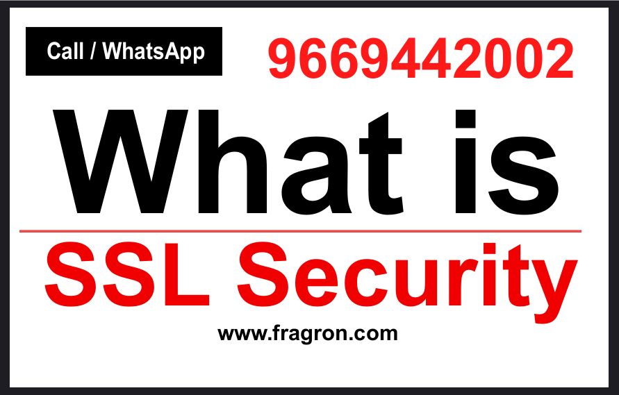 What is ssl Security
