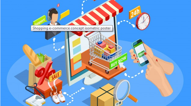WHAT IS E-COMMERCE ?