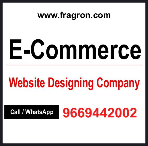 E- Commerce Website Designing Company.