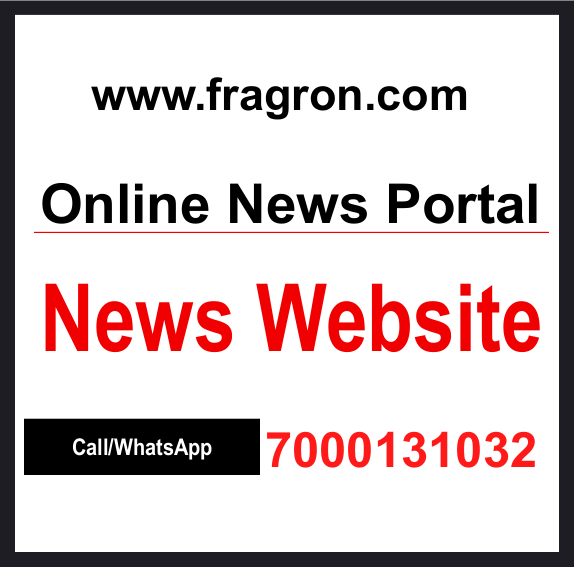 Online News Portal,News Website.