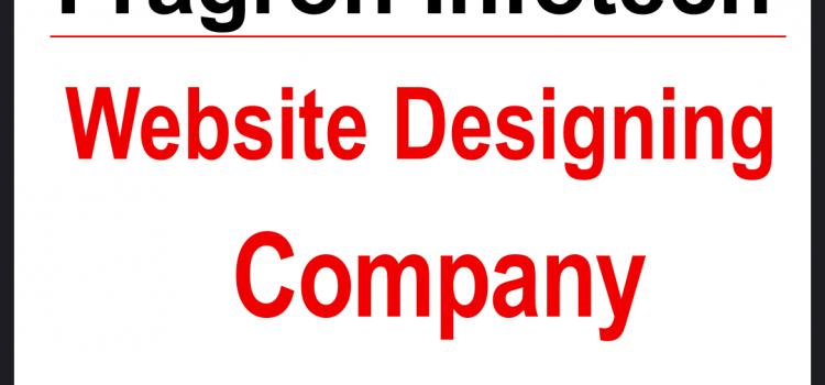 Website Designing Company in India.