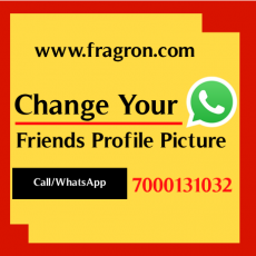 Change Your Friends Profile
