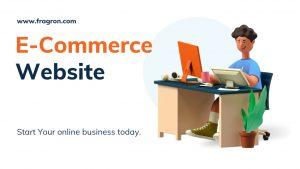 Start E-Commerce Android App or Website