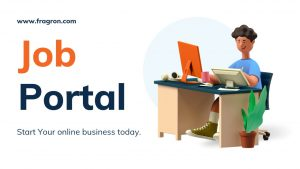 Start Job Portal Android Mobile Application
