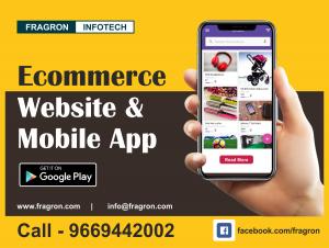 E-Commerce Website & Android Mobile App Development