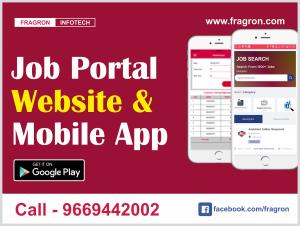 Start Job Portal, Website & Android Mobile Application