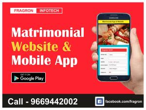 Start Matrimonial Website & Android Mobile Application