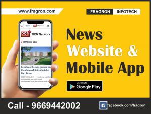 Online News Portal Website & Android Mobile App Development