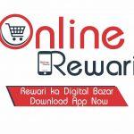 Online Rewari Designed By Fragron Infotech
